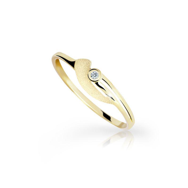 906625669 Damsky zlaty mohutny prsten | Sleviste.cz