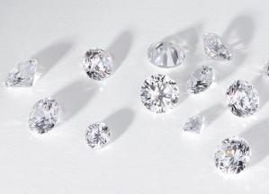 1C - Velikost diamantu (hmotnost, Carat weight)