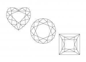 3C - Brus diamantu (Cut grade)