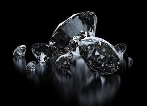Cena diamantov